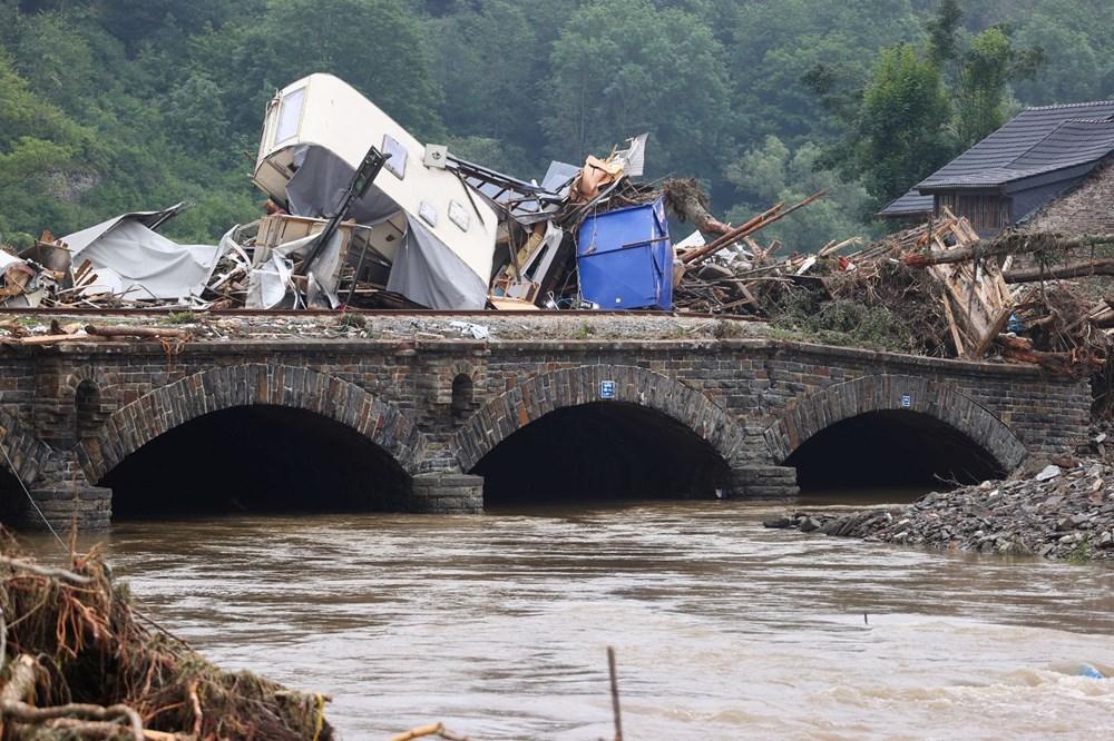Almanya'da sel felaketinde ölü sayısı 156'ya yükseldi - 4