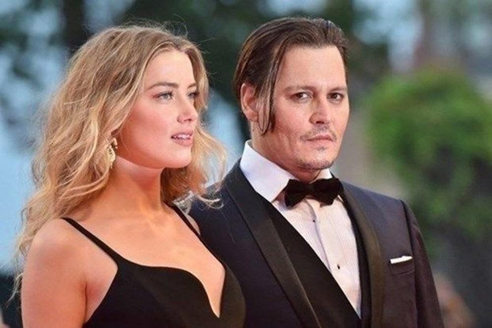 Amber Heard'e şiddet uyguladığı iddia edilen Johnny Depp iftira davasını kaybetti - 2
