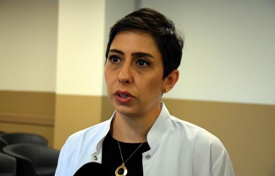 Enfeksiyon Hastalıkları Klinik Mikrobiyoloji Uzmanı Dr. Ayşin Kılınç Toker