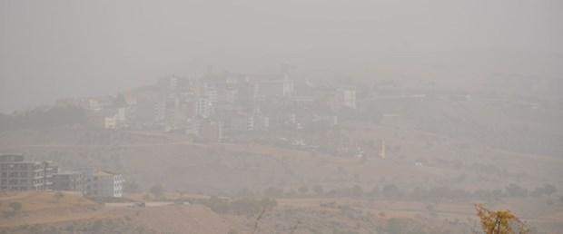 Meteoroloji'den 5 il için toz taşınımı uyarısı ile ilgili görsel sonucu