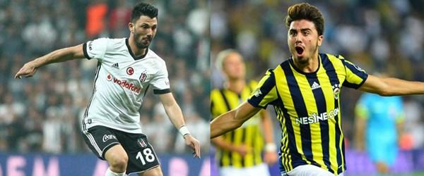 Yılın takası: Tolgay Fenerbahçe'ye, Ozan Beşiktaş