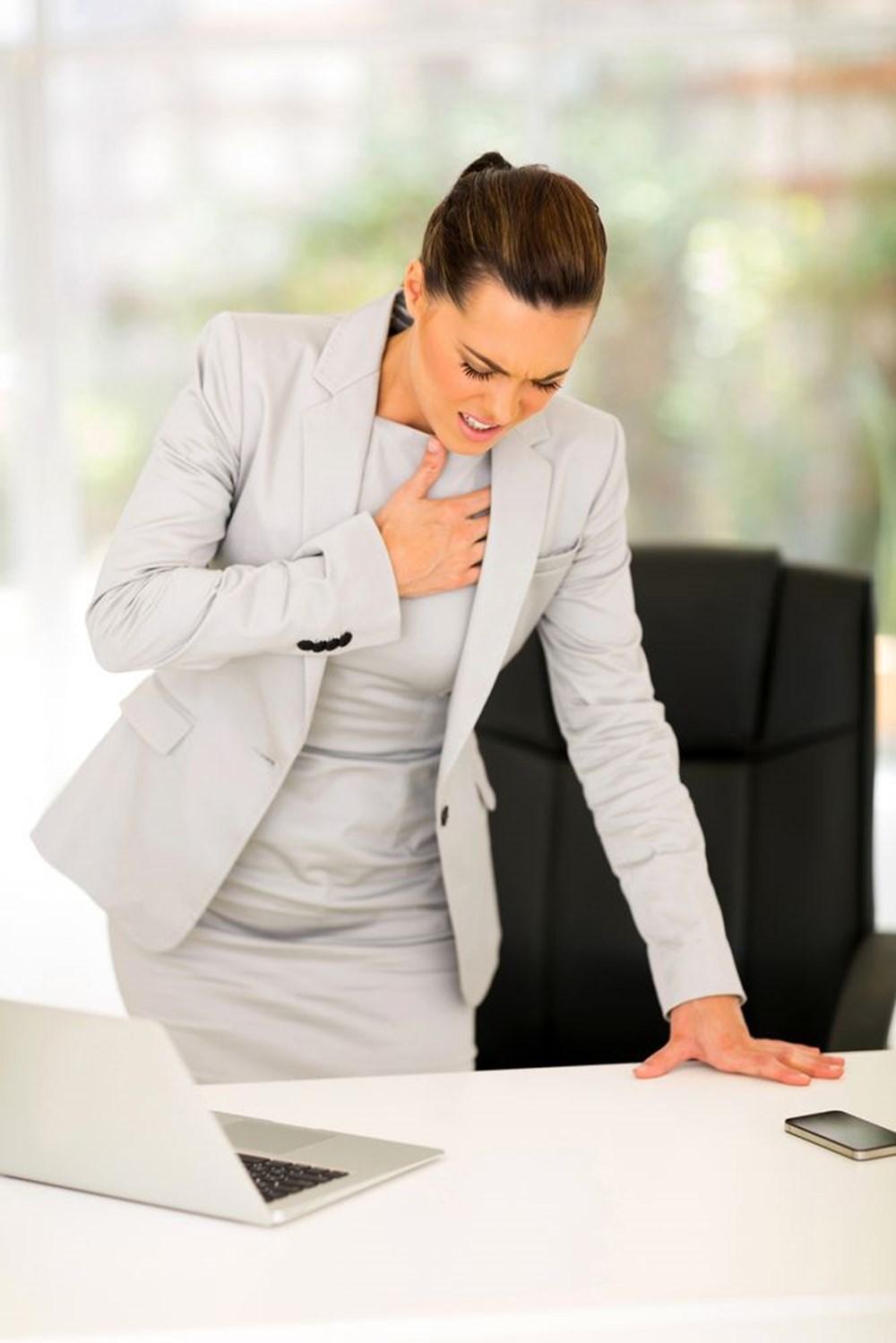 Göğüs ağrısı neden olur? Göğüs ağrısının nedenleri! (Her göğüs ağrısı kalp krizini düşündürmesin!) - 2