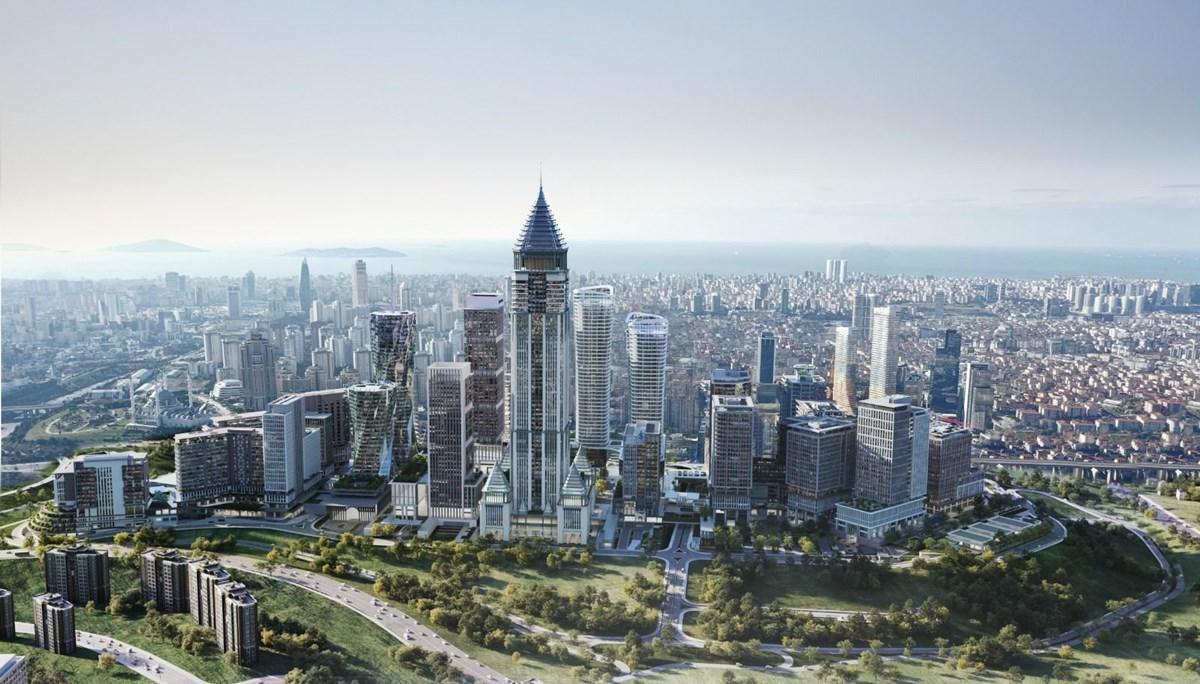 İstanbul Finans Merkezi'nin hedefi 10 yılda ilk 10'a girmek