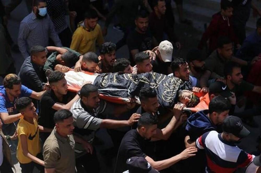 Hamas'ın Gazze'de kullandığı tüneller görüntülendi: İsrail'in hedefinde - 12