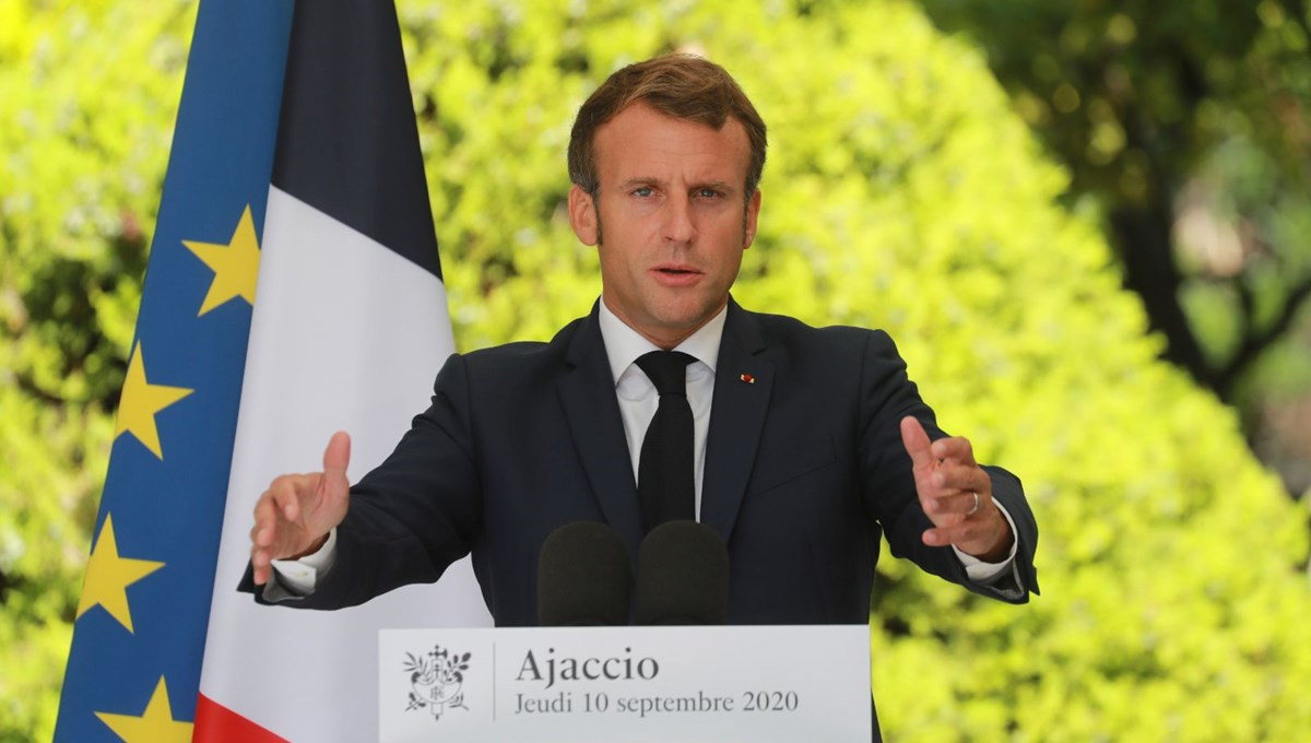 Macron's phone was also tapped