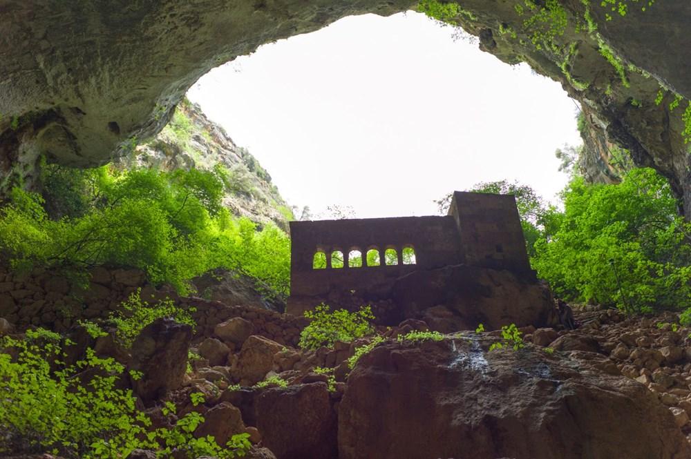 Türkiye'nin 7 bölgesinin tarihi cennetleri - 6