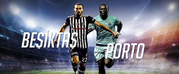 Beşiktaş - Porto Şampiyonlar Ligi maçı bugün saat kaçta, hangi kanalda canlı yayınlanacak? (ilk 11'ler belli oldu)