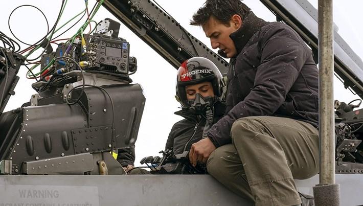 Top Gun: Maverick filmi de vizyon tarihini değiştirdi