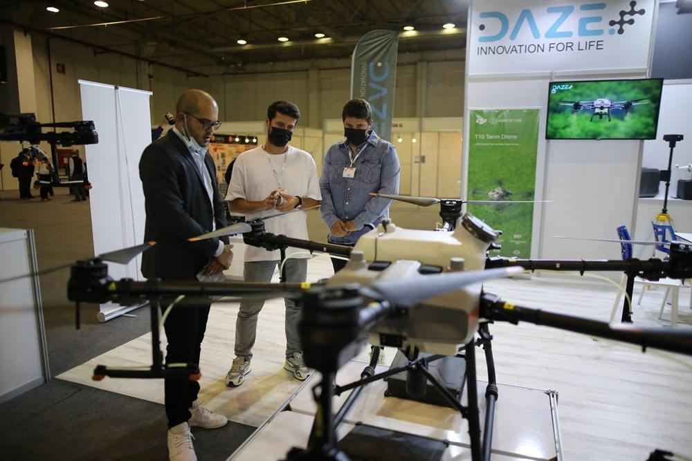 Tarımda drone teknolojisi yaygınlaşıyor - 2