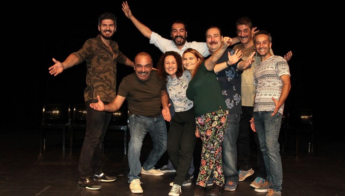 Doğaçlama tiyatro grubu Mahşer-i Cümbüş 26 Haziran'da yeniden sahnede