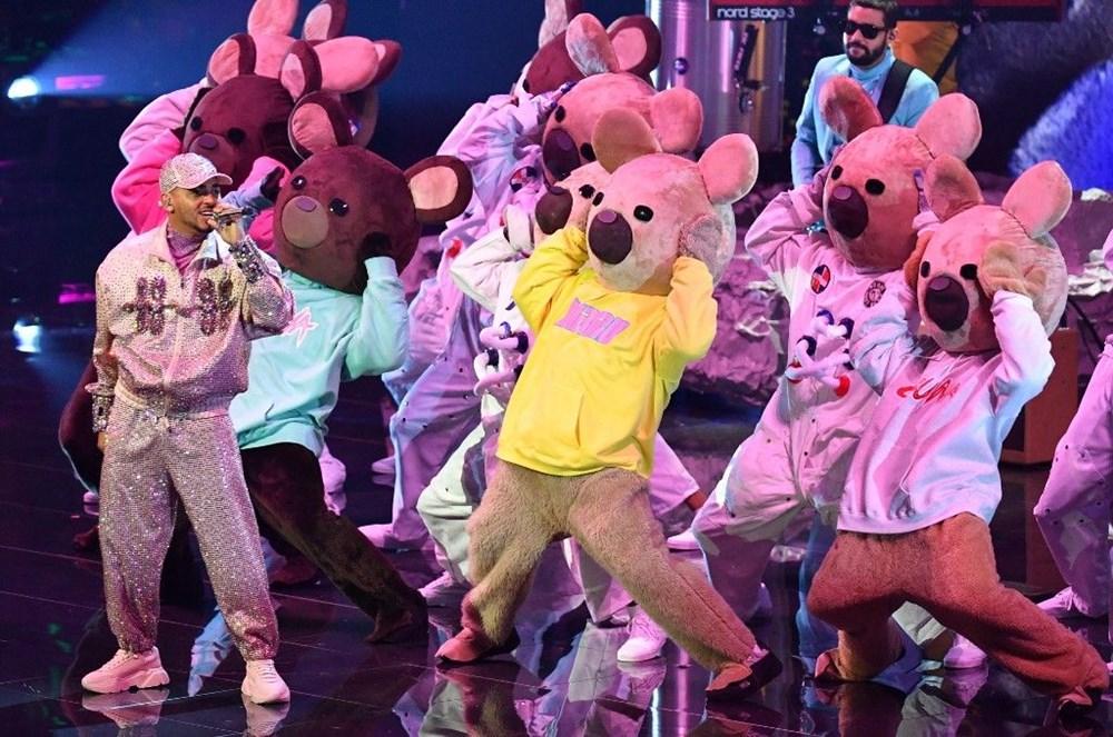2021 MTV Video Müzik Ödülleri sahiplerini buldu - 38