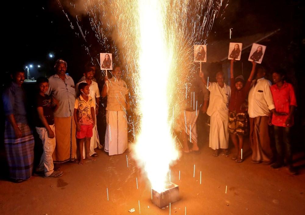 ABD tarihinin ilklerinin sahibi yemin etti: 'Kamala Harris'in köyü' büyük sevinç içerisinde - 4