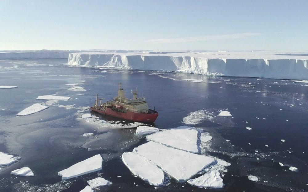 Bilim insanlarından felaket uyarısı: Dünya'nın çekirdeği Kıyamet Günü buzulunu eritiyor - 8