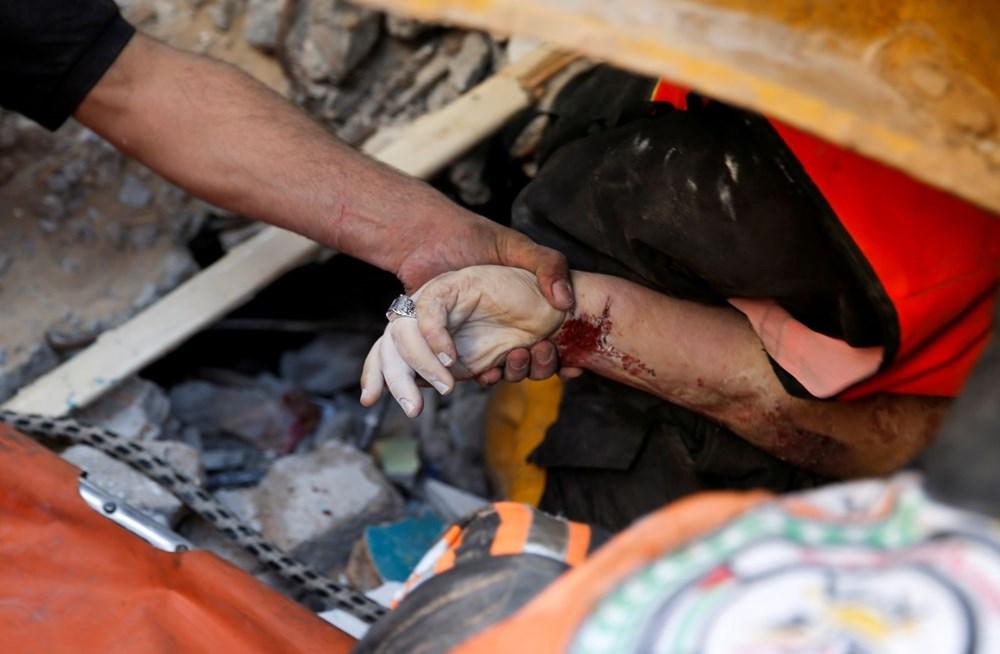 İsrail'in Gazze'ye saldırılarının bir haftalık bilançosu: 200 ölü, bin 307 yaralı - 10