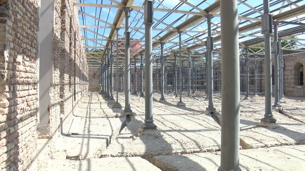 Müze olacak Feshane'nin restorasyonunun yüzde 60'ı tamamlandı - 14