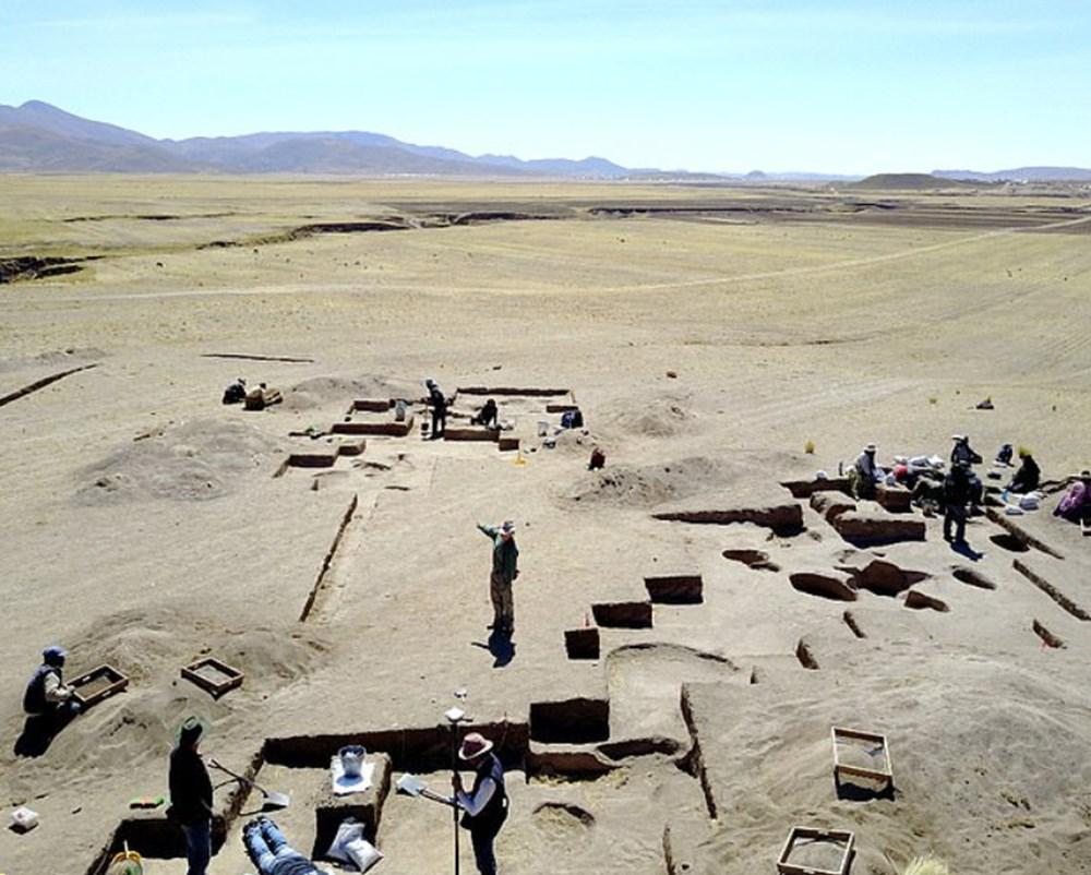 Peru'da bulunan 9 bin yıl önce ölen kadın avcının mezarı, ilk insanlar arasındaki cinsiyet eşitliğini ortaya çıkardı - 2