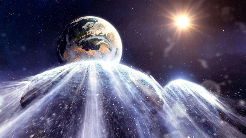 NASA'dan Dünya'ya çarpacağı duyurulan dev Apophis gök taşına ilişkin kritik açıklama - 7