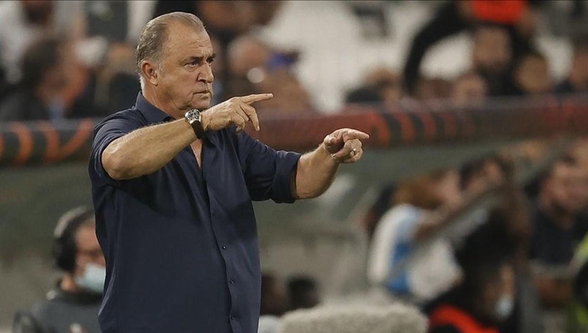 Fatih Terim'den Marsilya maçının kritiği: Gol yüzdemizin artması lazım