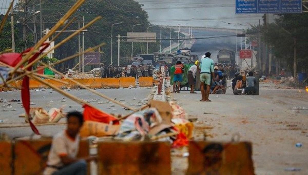 Myanmar'da ordu ile etnik silahlı grup arasında çatışma çıktı: Sivil can kayıpları 730'a yükseldi
