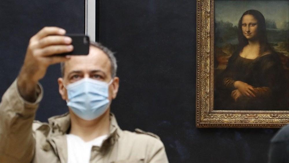 Louvre Müzesi yeniden açıldı (40 milyon euro'luk kayıp) - 12