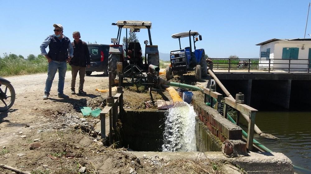 Büyük Menderes kuruyunca çiftçiler yer altı sularına yöneldi - 5