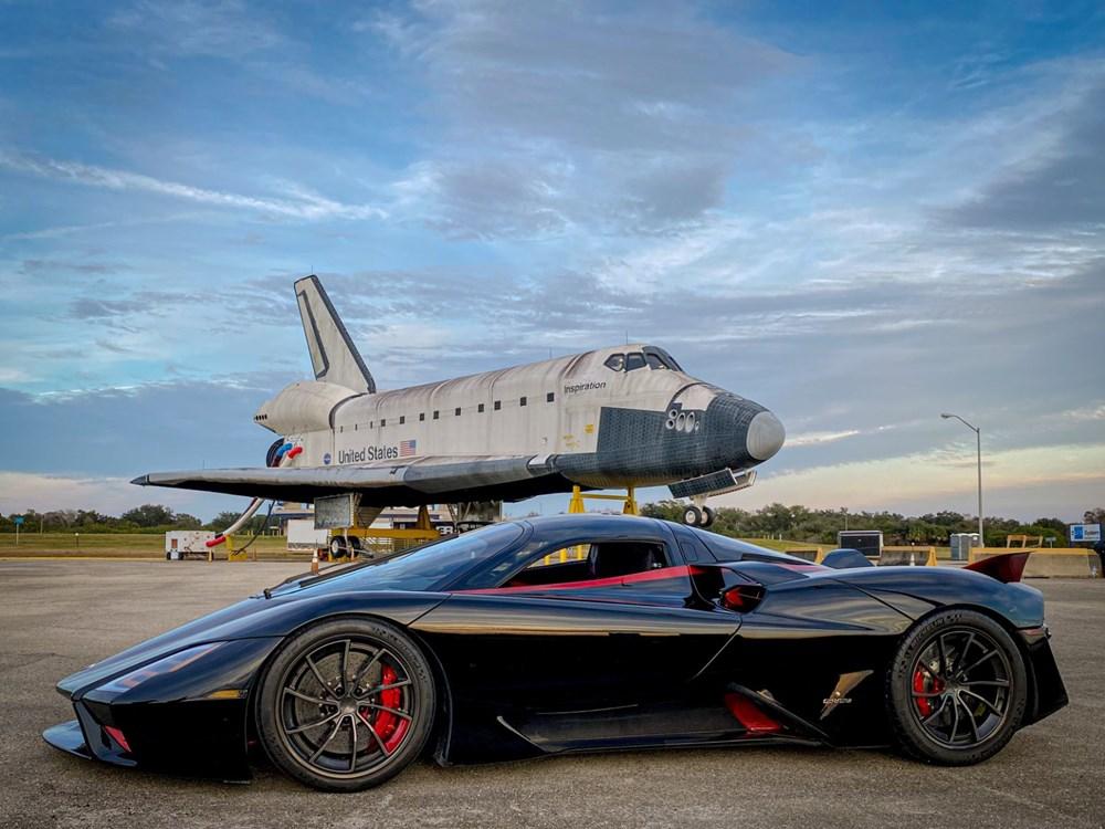 SSC Tuatara, 'Dünyanın en hızlı otomobili' olduğunu kanıtladı - 4