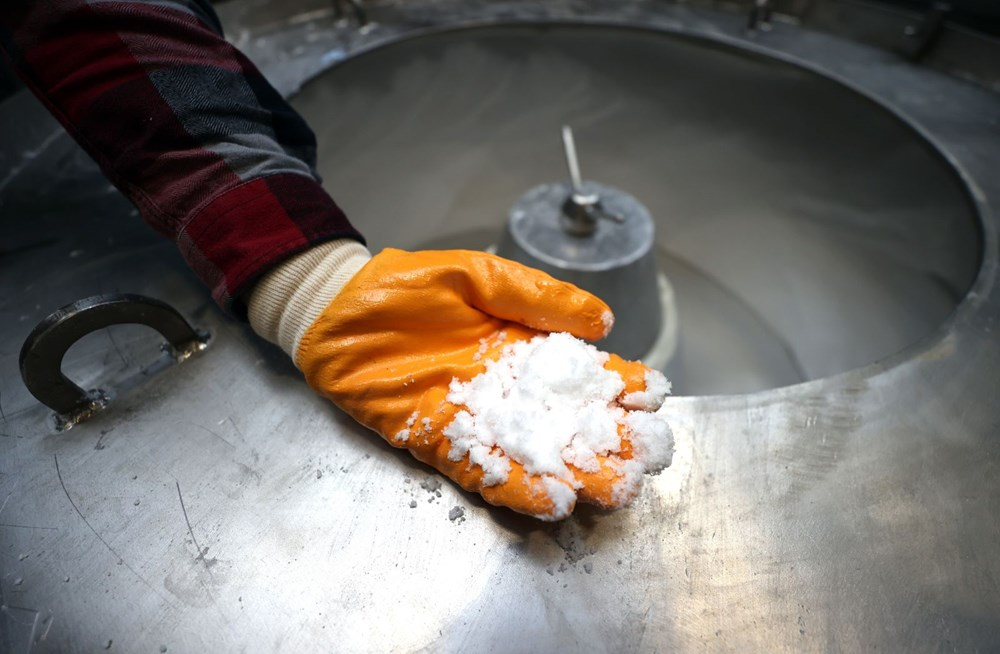 Türkiye'nin ilk lityum üretim tesisi resmen açıldı - 12