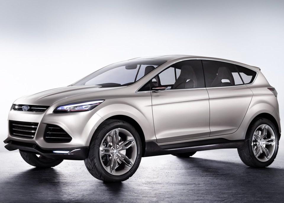 Yeni SUV'un tasarımı yılın başında Detroit'te tanıtılan Avrupa'da tasarlanmış Vertrek konseptine çok benziyor.