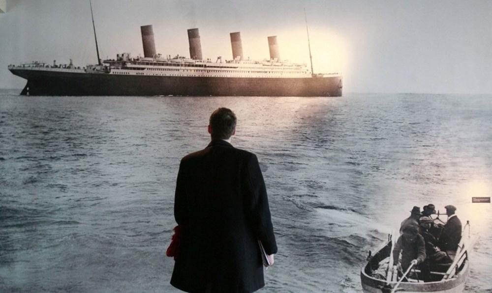 Titanik gemisi yok olmadan önce keşif ekibi enkazı araştıracak - 2