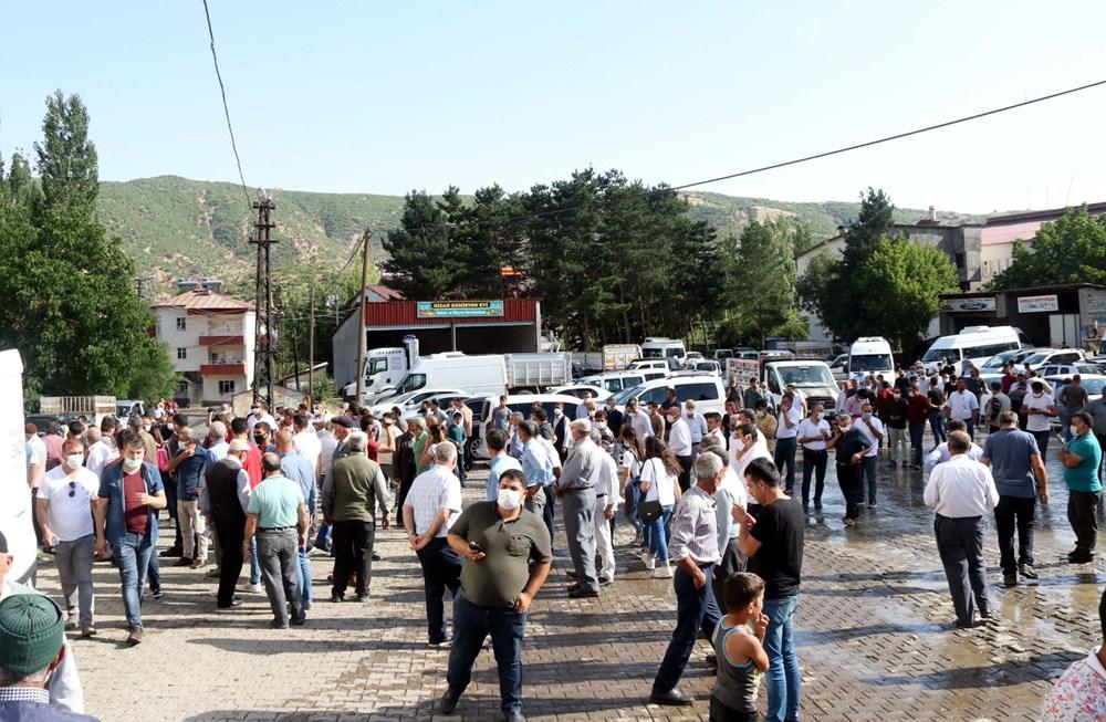 Hüzünlü veda: Pınar Gültekin son yolculuğuna uğurlandı - 1