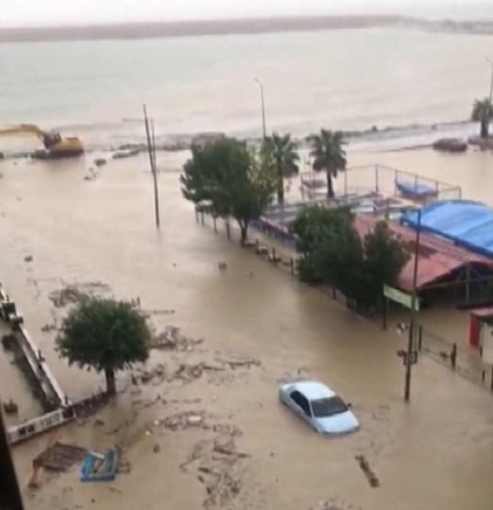 Batı Karadeniz'i sel vurdu: 13 yaşındaki kız çocuğu selde kayboldu - 13