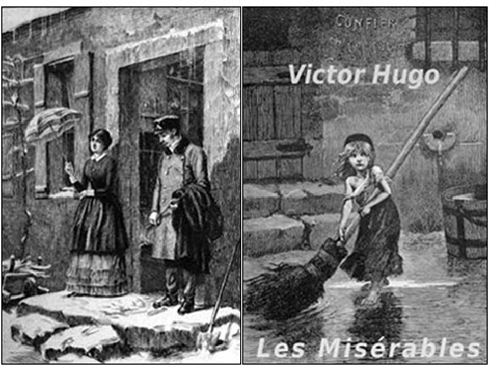 İki yasaklı: Madame Bovary ve Sefiller