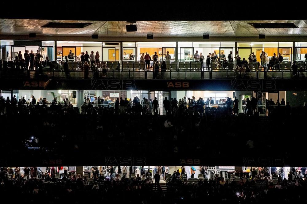 Dünya karantinadayken Yeni Zelanda'da 50 bin kişilik konser - 10