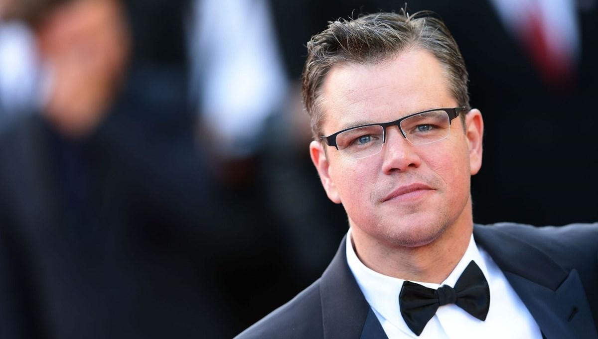 Matt Damon, Thor: Love and Thunder kadrosuna katıldı
