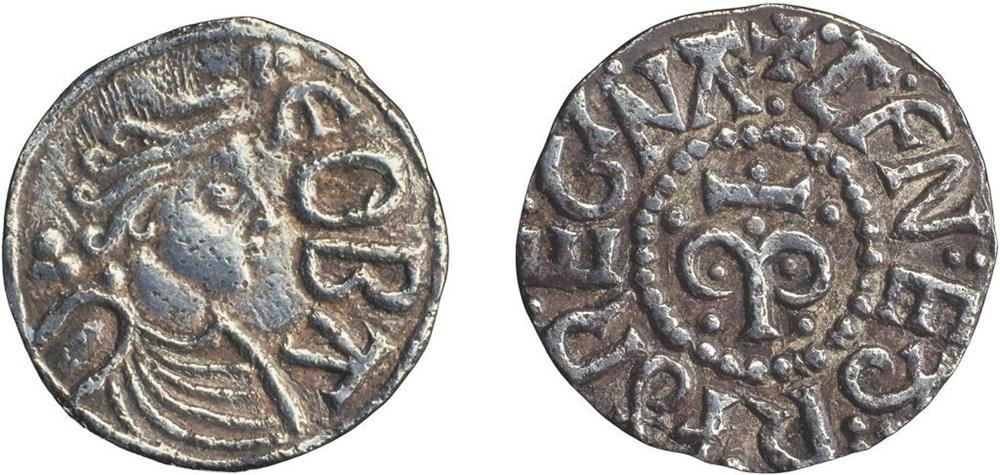 Orta Çağ'ın en güçlü kadınlarından biriydi: Mersiya Kraliçesi Cynethryth'in mezarı bulundu - 9