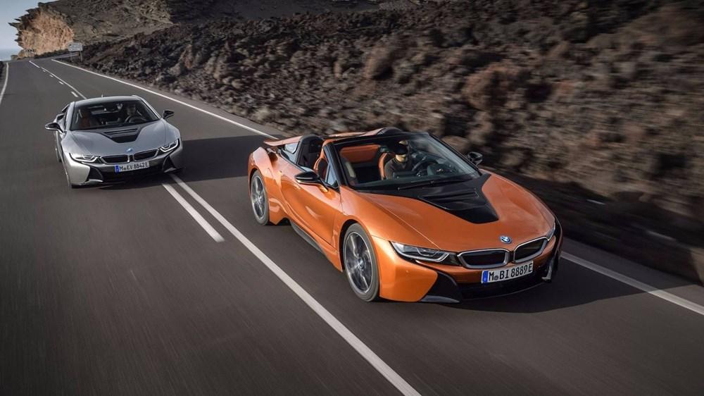 Son BMW i8 banttan indi - 10