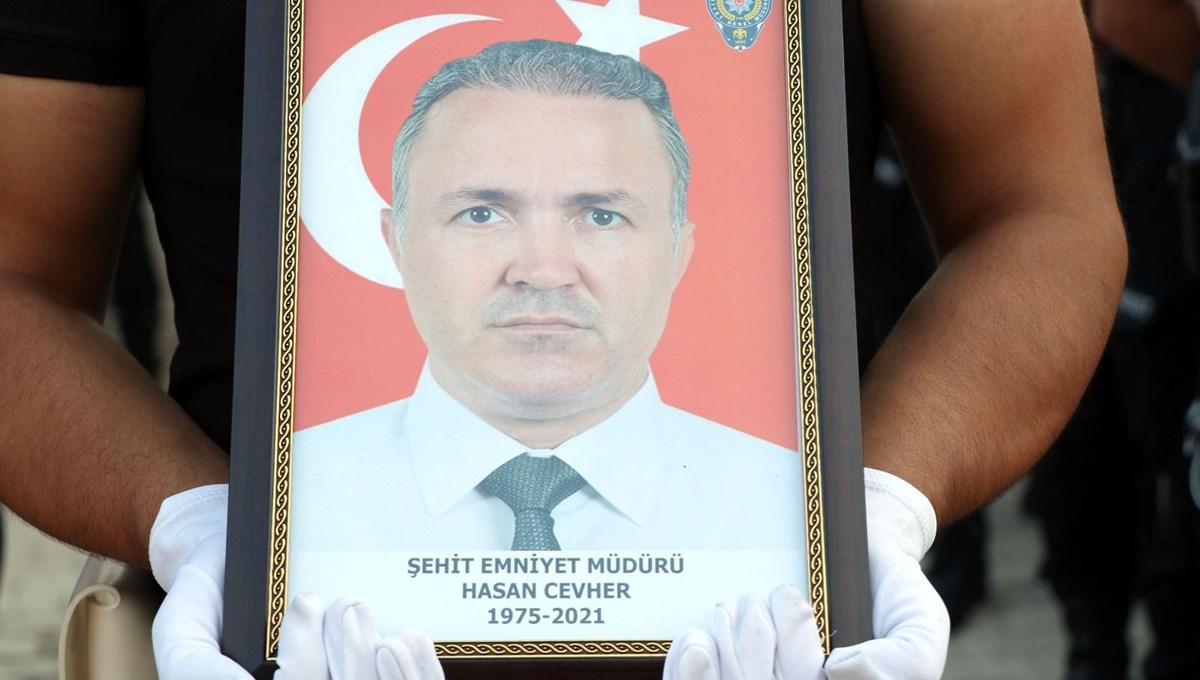 Hakkari Emniyet Müdür Yardımcısı Hasan Cevher'i şehit eden polis tutuklandı