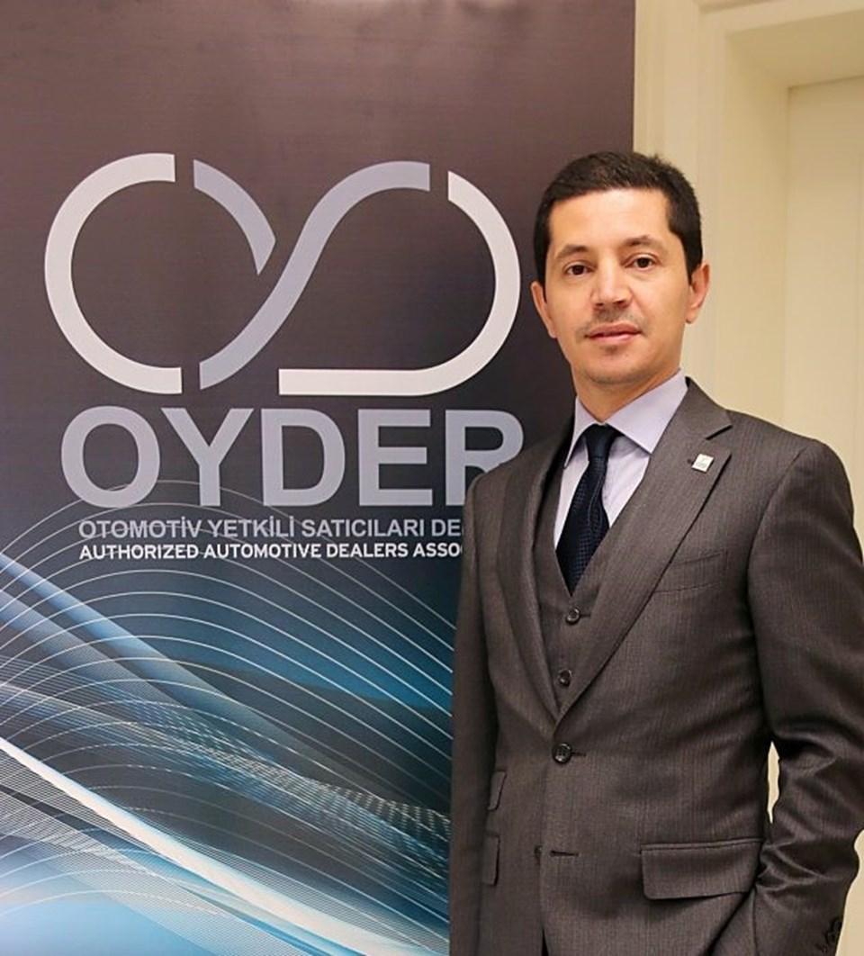 Otomotiv Yetkili Satıcıları Derneği (OYDER) Başkanı Murat Şahsuvaroğlu