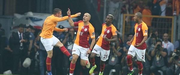 Galatasaray, sahasında rekor kırdı