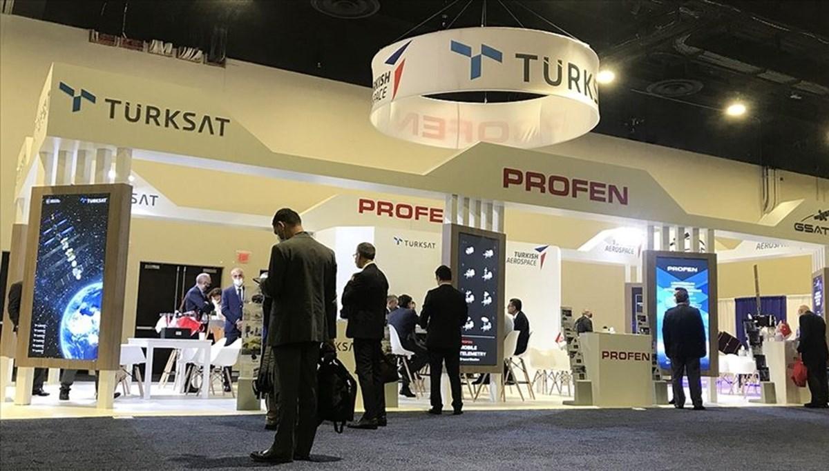 Türk firmaları dünyanın en büyük uydu fuarında