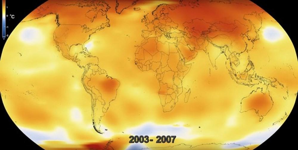Dünya 'ölümcül' zirveye yaklaşıyor (Bilim insanları tarih verdi) - 133