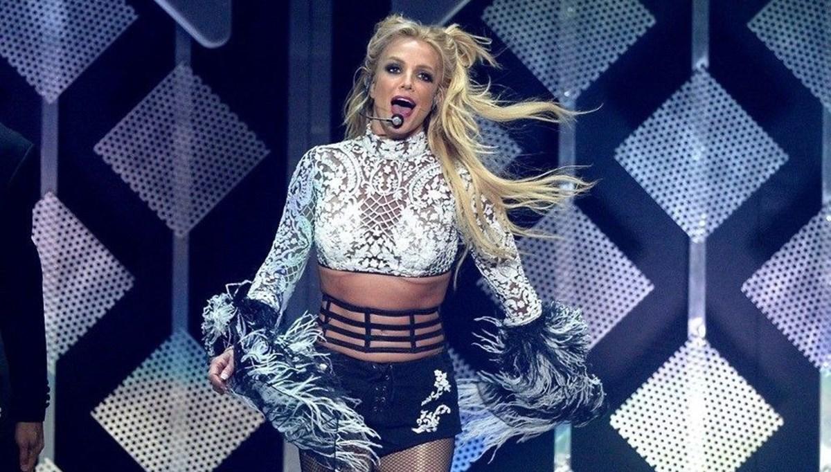 Britney Spears domuz sahiplendi