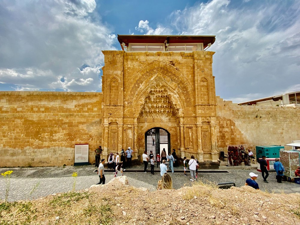 Ağrı'da Osmanlı mimarisinin eşsiz örneği: İshak Paşa Sarayı - 9