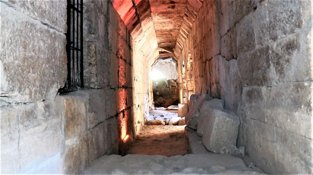 Dara Antik Kenti'nde ortaya çıkarılan sarnıç Yerebatan'dan daha derin - 5
