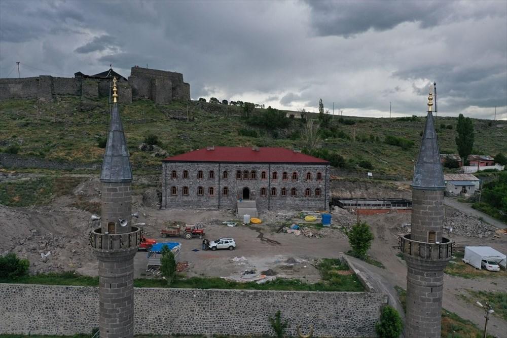 Osmanlı-Rus Savaşı'nın tanığı tarihi Beylerbeyi Sarayı eski ihtişamına kavuşuyor - 9