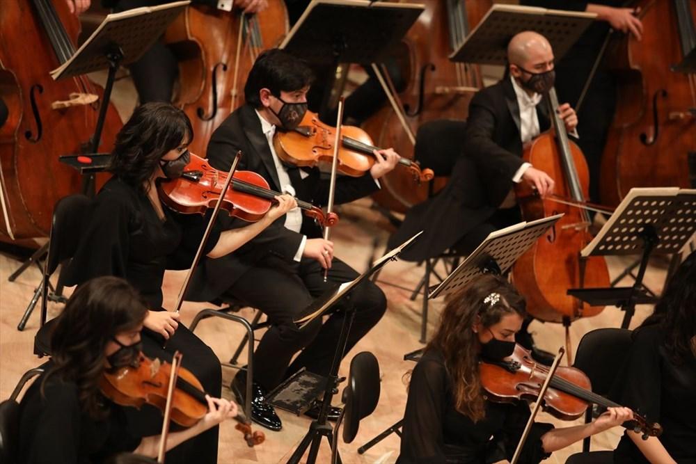 Cumhurbaşkanlığı Senfoni Orkestrası yeni bina açılış konseri - 26