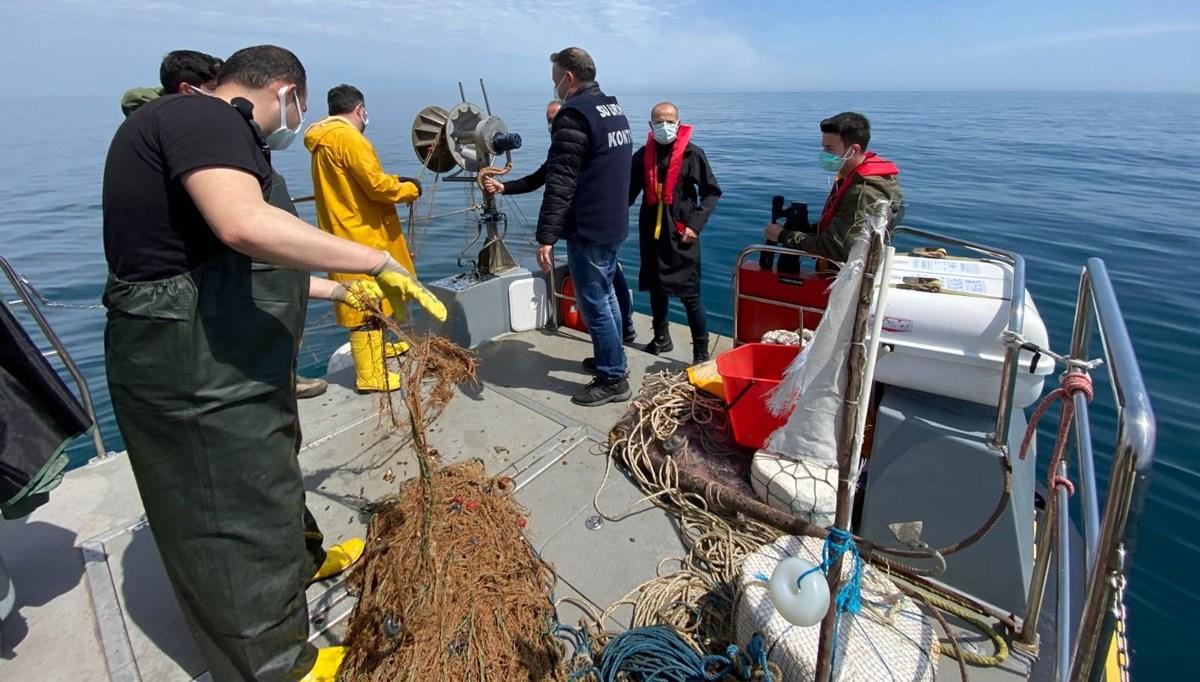 Samsun'da corona virüs aşısı olmayan balıkçılara av yasağı