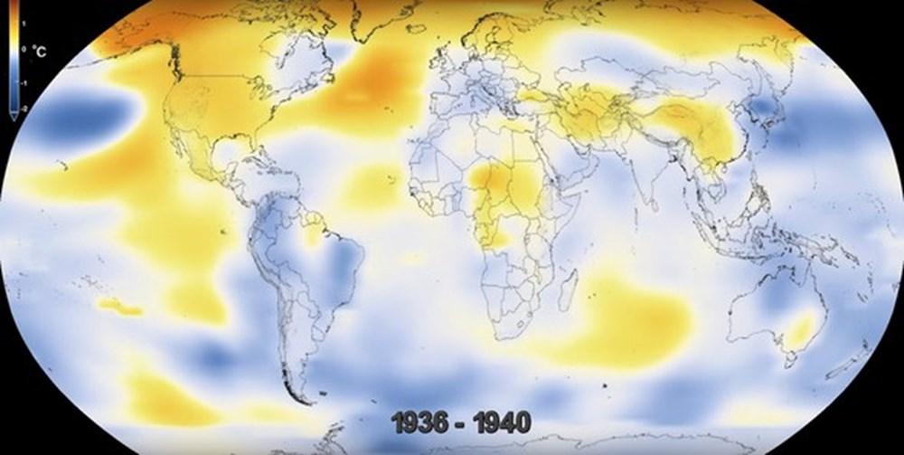 Dünya 'ölümcül' zirveye yaklaşıyor (Bilim insanları tarih verdi) - 65
