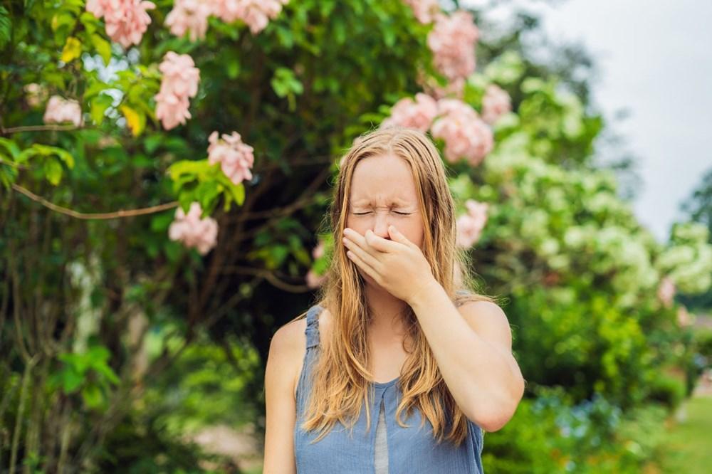 Corona virüs ağaçlardaki polenler aracılığıyla en az 20 metre uzağa yayılıyor - 6