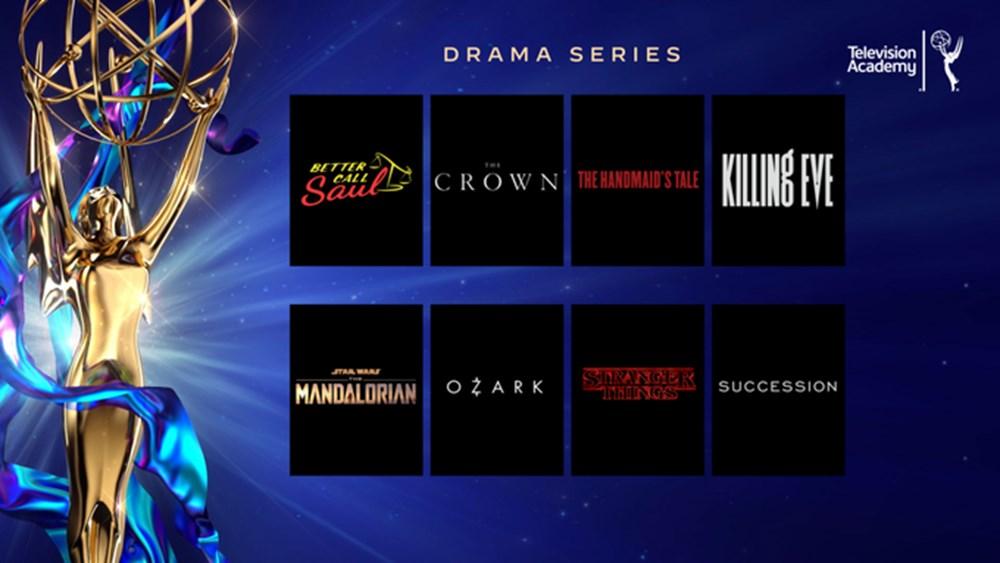 72. Emmy Ödülleri 2020 adayları belli oldu - 1